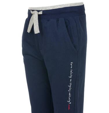 Endo - Spodnie dresowe długie dla chłopca 9-13 lat C91K513_1