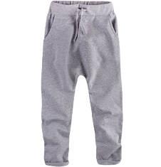 Endo - Spodnie dresowe z obniżonym krokiem dla chłopca 3-8 lat C62K017_1