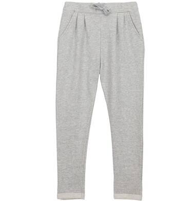 Endo - Spodnie dresowe z zakładkami dla dziewczynki 3-8 lat D62K006_1