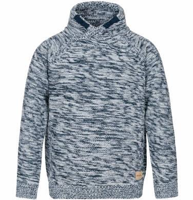 Endo - Sweter ze stójką dla chłopca 9-13 lat C82B509_1