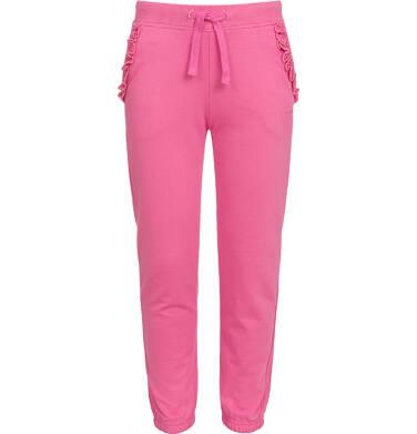 Endo - Spodnie dresowe dla dziewczynki 3-8 lat D92K013_1