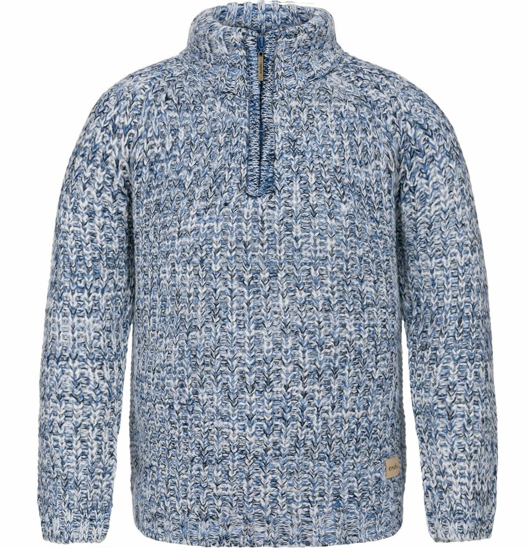 Endo - Sweter ze stójką dla chłopca 3-8 lat C82B014_1
