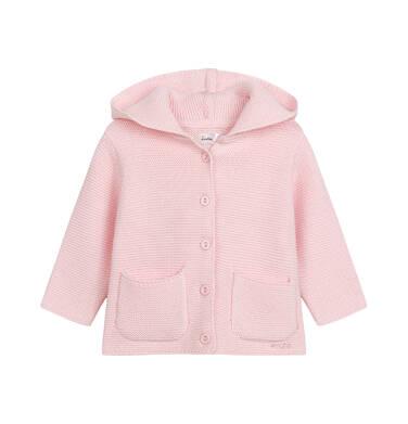 Endo - Sweter dla dziecka do 2 lat, różowy N04B001_1 18