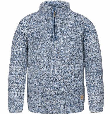 Endo - Sweter ze stójką dla chłopca 9-13 lat C82B514_1