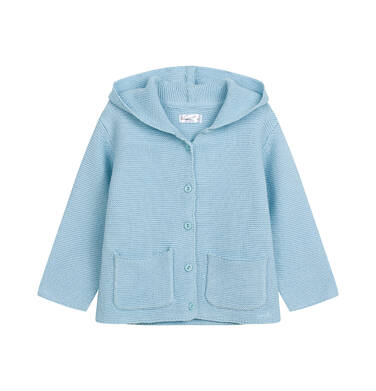 Endo - Sweter dla dziecka do 2 lat, niebieski N04B001_2 17