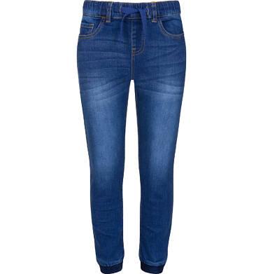 Spodnie jeansowe dla dziewczynki 9-13 lat D91K556_1