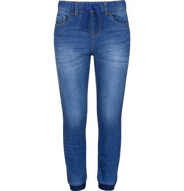 Endo - Spodnie jeansowe dla dziewczynki 3-8 lat D91K056_2
