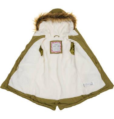 Endo - Parka zimowa dla dziewczynki 3-8 lat D82A012_1