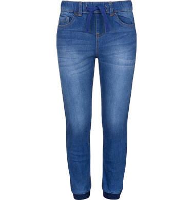 Spodnie jeansowe dla dziewczynki 9-13 lat D91K556_2