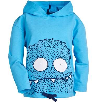 Endo - Bluza z kapturem dla chłopca 3-8 lat C81C010_1