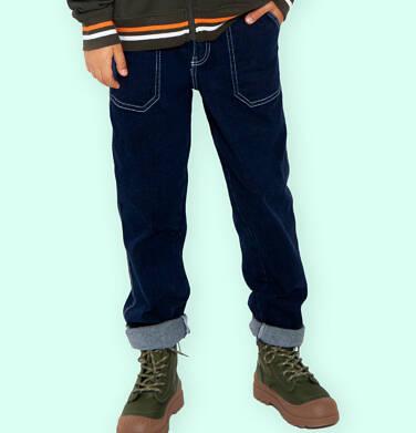 Endo - Spodnie jeansowe dla chłopca, 9-13 lat C04K033_2 12
