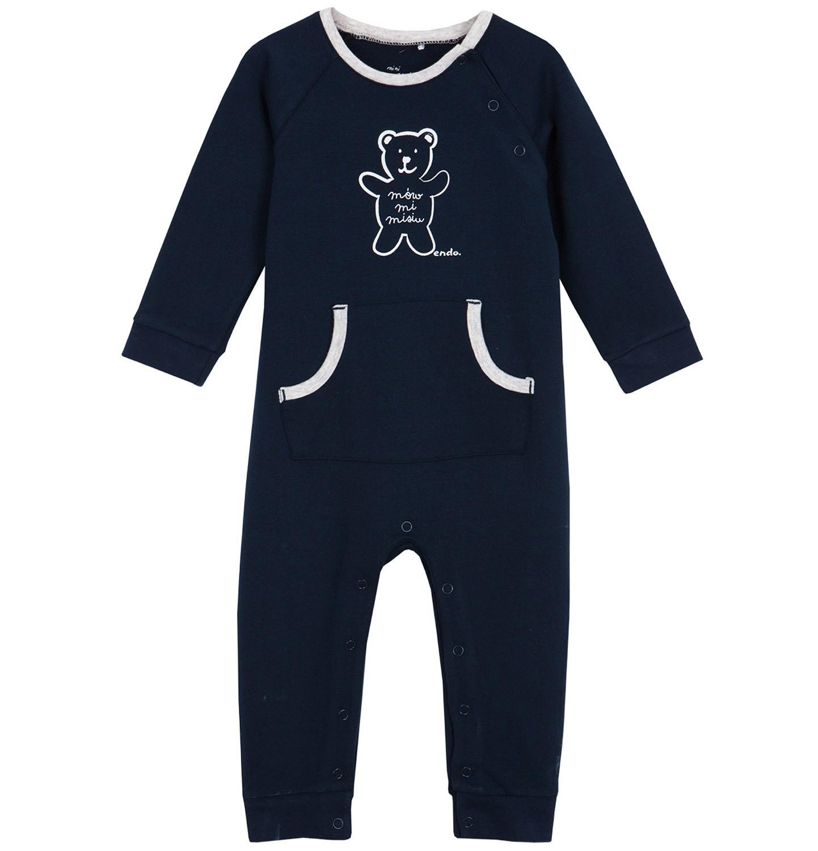 Endo - Pajac z długim rękawem dla niemowlaka N62N006_1