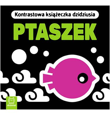 Endo - Ptaszek. Kontrastowa książeczka dzidziusia SD91W006_1