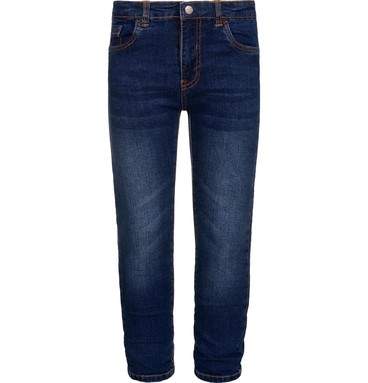 Endo - Spodnie jeansowe dla chłopca, 2-8 lat C04K036_2