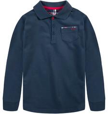 Koszulka polo z długim rękawem dla chłopca C52G126_1