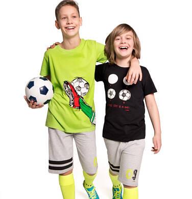 Endo - Spodnie krótkiedla chłopca 9- 13 lat C81K524_1