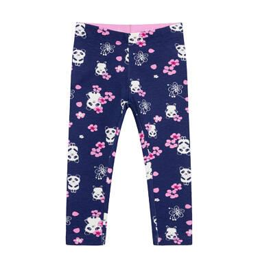 Endo - Legginsy dla dziecka do 2 lat, deseń w pandy N03K016_1 229