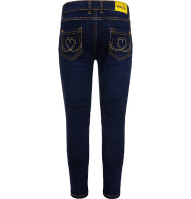 Endo - Spodnie jeansowe dla dziewczynki , 9-13 lat D04K027_2 9