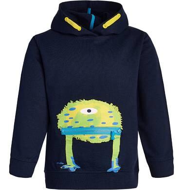 Endo - Bluza z kapturem dla chłopca 9-13 lat C81C511_2