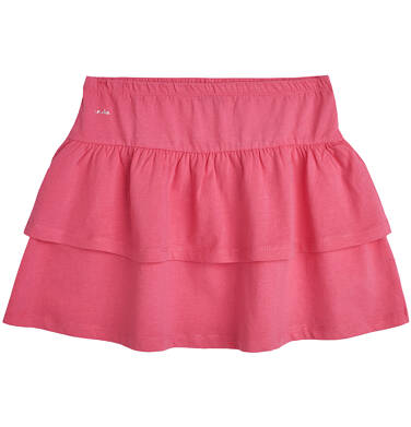 Endo - Spódnica z falbankami dla dziewczynki 3-8 lat D81J007_2