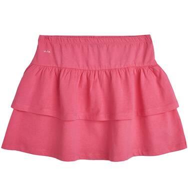 Endo - Spódnica z falbankami dla dziewczynki 9-13 lat D81J507_2