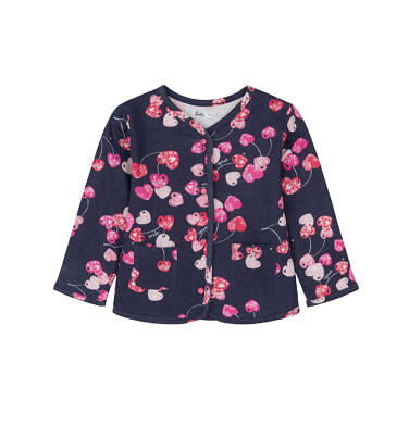 Bluza rozpinana dla dziecka 0-3 lata N91C028_1