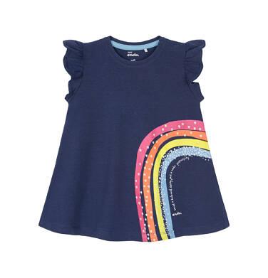 Endo - Sukienka dla dziewczynki 0-3 lata N91H008_1