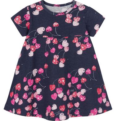 Endo - Sukienka dla dziewczynki 0-3 lata N91H027_1