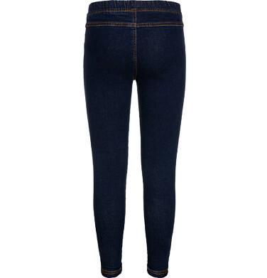 Endo - Spodnie jeansowe dla dziewczynki, jegginsy, 9-13 lat D04K041_2 22