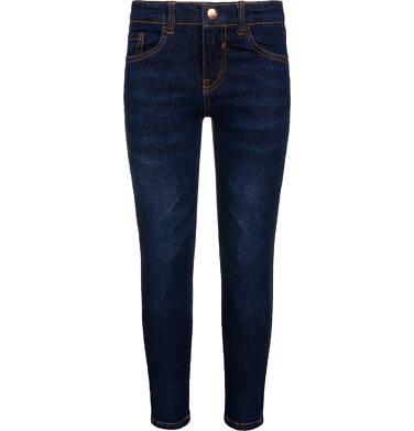 Endo - Spodnie jeansowe dla dziewczynki, 2-8 lat D04K046_2 5