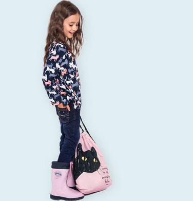 Spodnie jeansowe dla dziewczynki, 2-8 lat D04K046_2