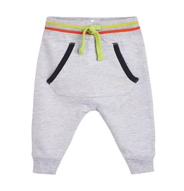 Endo - Spodnie dresowe długie dla dziecka 0-3 lata N81K027_1