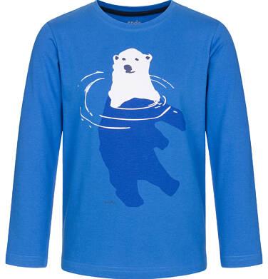 Endo - T-shirt z długim rękawem dla chłopca 3-8 lat C92G092_1