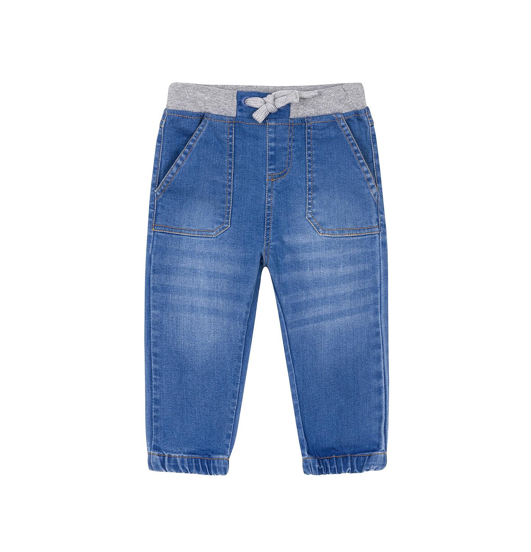 Endo - Spodnie jeansowe dla dziecka 0-3 lata N91K013_1