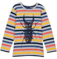 T-shirt z długim rękawem dla chłopca 3-8 lat C62G107_1