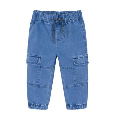 Endo - Spodnie jeansowe dla dziecka 0-3 lata N91K014_1