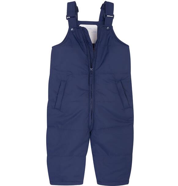 Modish Spodnie zimowe ocieplane dla dziecka 9 -36 m | Dla chłopca | d | Endo RZ28