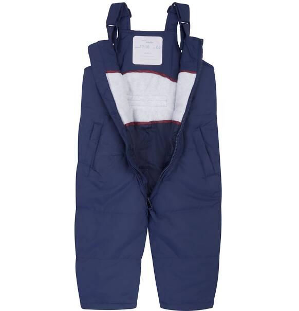 Fantastyczny Spodnie zimowe ocieplane dla dziecka 9 -36 m | Dla chłopca | d | Endo GM06