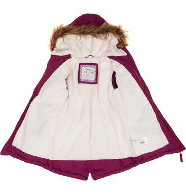 Endo - Parka zimowa dla dziewczynki 9-13 lat D82A512_2