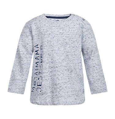 Endo - T-shirt z długim rękawem dla dziecka 0-3 lata N82G053_1