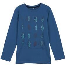 T-shirt z długim rękawem dla chłopca 3-8 lat C62G110_1