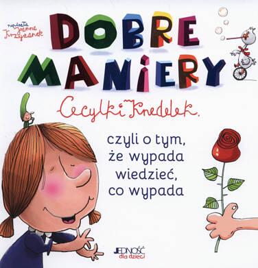 Endo - Dobre maniery. Poradnik dla dzieci SD91W029_1