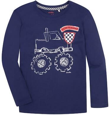 Endo - T-shirt z długim rękawem dla chłopca 3-8 lat C72G021_1