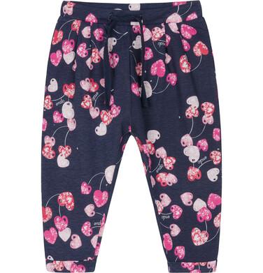 Endo - Spodnie dzianinowe dla dziecka 0-3 lata N91K073_1