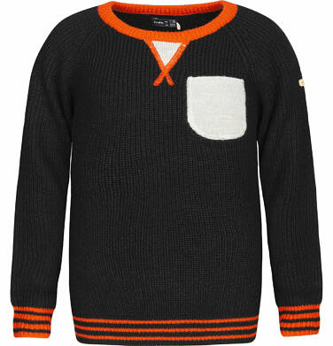Endo - Sweter dla chłopca 3-8 lat C82B016_1