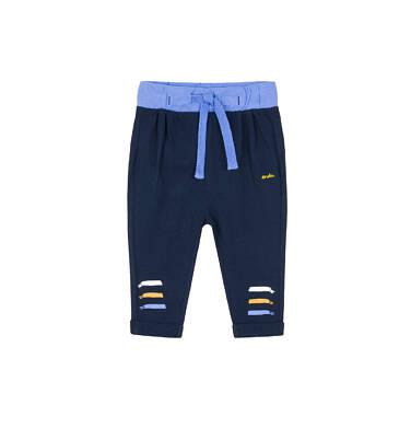 Endo - Spodnie dzianinowe dla dziecka 0-3 lata N91K077_1