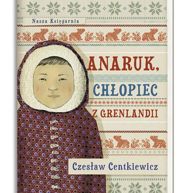 Endo - Anaruk chłopiec z Grenlandii SD91W036_1