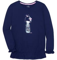 Endo - Bufiasta bluzka dla dziewczynki 9-13 lat D72G546_2