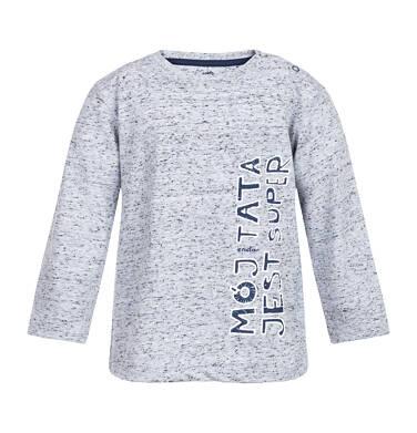 Endo - T-shirt z długim rękawem dla dziecka 0-3 lata N82G054_1