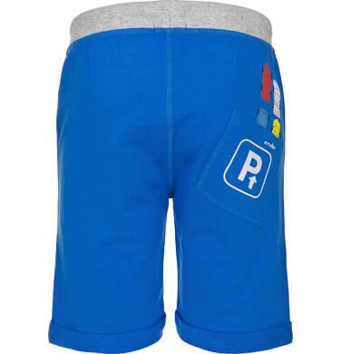 Endo - Krótkie spodnie dresowe dla chłopca 9-13 lat C91K558_1